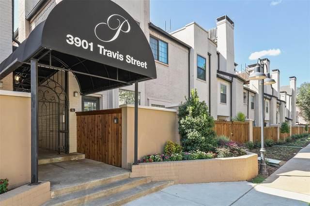 3901 Travis Street #222, Dallas, TX 75204 (MLS #14649224) :: Real Estate By Design