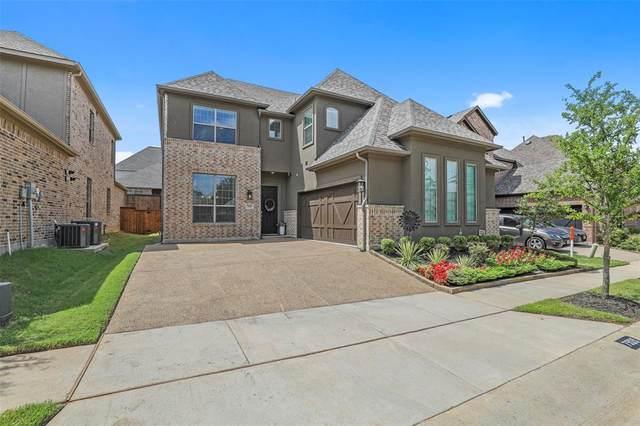 7909 Heritage Palms Trail, Mckinney, TX 75070 (MLS #14649249) :: Crawford and Company, Realtors