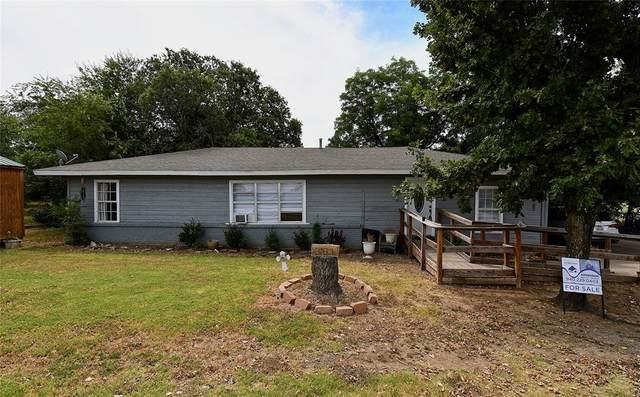 1245 W Belknap, Jacksboro, TX 76458 (#14649291) :: Homes By Lainie Real Estate Group