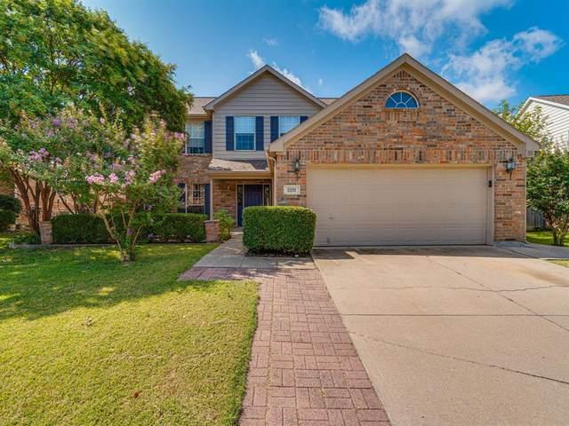 5100 Hot Springs Trail, Fort Worth, TX 76137 (MLS #14649298) :: Craig Properties Group