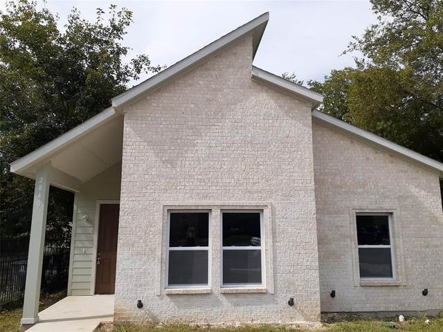 2840 Canary Drive, Dallas, TX 75216 (MLS #14649346) :: Real Estate By Design