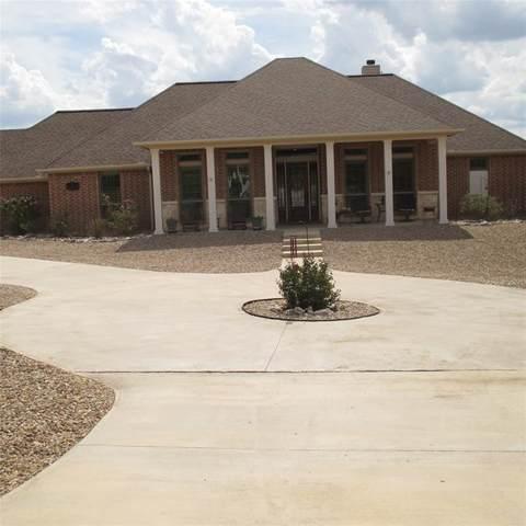 35 Oakland Hills Court, Possum Kingdom Lake, TX 76449 (MLS #14649460) :: Robbins Real Estate Group