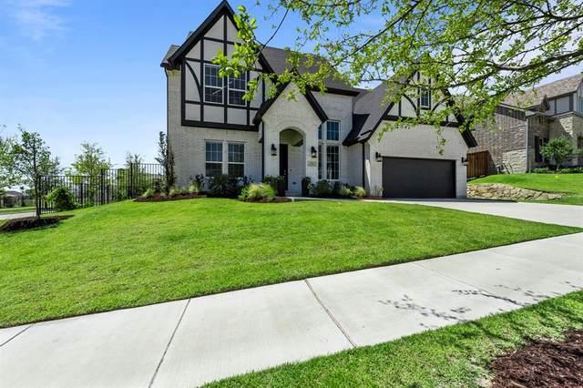 1725 Crested Ridge Road, Aledo, TX 76008 (MLS #14649507) :: The Chad Smith Team