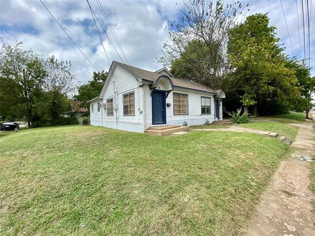 1611.5 Park Street, Commerce, TX 75428 (MLS #14649541) :: Russell Realty Group