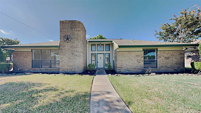 408 E Grubb Drive, Mesquite, TX 75149 (MLS #14649666) :: Russell Realty Group