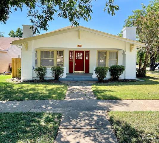 409 W 9th Street, Cisco, TX 76437 (#14649770) :: Homes By Lainie Real Estate Group