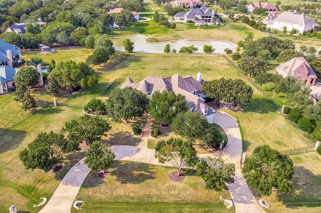 5900 Shorefront Lane, Flower Mound, TX 75022 (MLS #14649788) :: Craig Properties Group