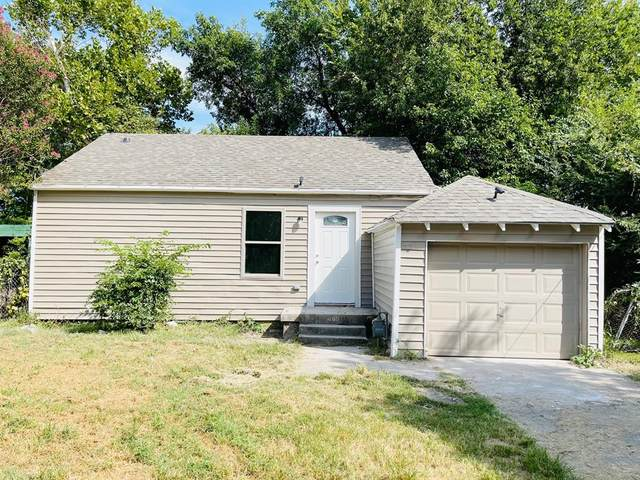 4110 Carpenter Avenue, Dallas, TX 75210 (MLS #14649793) :: Real Estate By Design