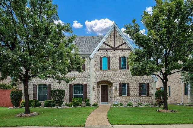 4521 Ethridge Drive, Plano, TX 75024 (MLS #14649888) :: Maegan Brest   Keller Williams Realty