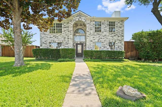 1204 Hearthstone Court, Allen, TX 75002 (MLS #14649902) :: Russell Realty Group