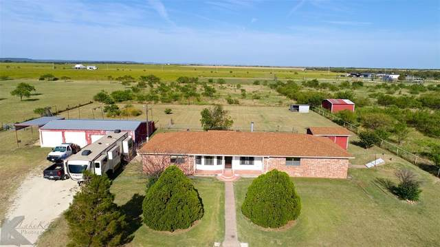 6217 County Rd 211, Clyde, TX 79510 (MLS #14649939) :: Texas Lifestyles Group at Keller Williams Realty