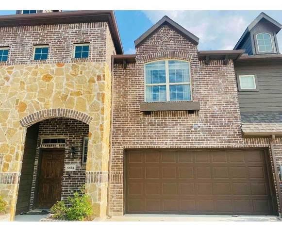 4464 Samarth Street, Irving, TX 75061 (MLS #14650046) :: RE/MAX Pinnacle Group REALTORS