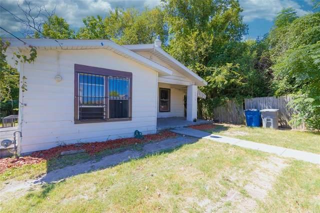 1510 Compton Street, Dallas, TX 75203 (MLS #14650054) :: Trinity Premier Properties