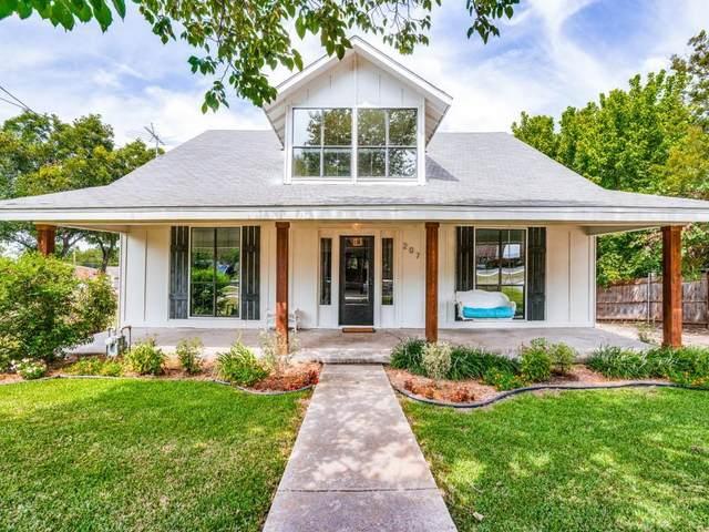 207 N Main Street, Farmersville, TX 75442 (MLS #14650061) :: Russell Realty Group