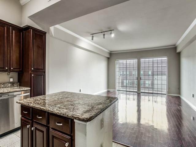 3225 Turtle Creek Boulevard #622, Dallas, TX 75219 (#14650076) :: Homes By Lainie Real Estate Group