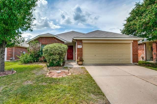 8525 Bonnet Court, Fort Worth, TX 76131 (MLS #14650082) :: The Mauelshagen Group
