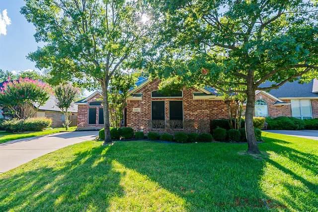 5557 Greenview Court, North Richland Hills, TX 76148 (MLS #14650143) :: Craig Properties Group