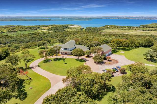 1643 Promontory Drive, Cedar Hill, TX 75104 (MLS #14650147) :: Real Estate By Design