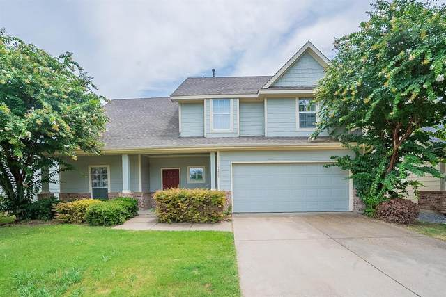 1205 Whisper Willow Drive, Mckinney, TX 75072 (MLS #14650234) :: Real Estate By Design