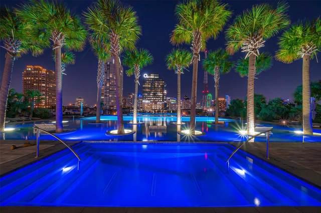 3130 N Harwood Street #1205, Dallas, TX 75201 (MLS #14650252) :: Robbins Real Estate Group