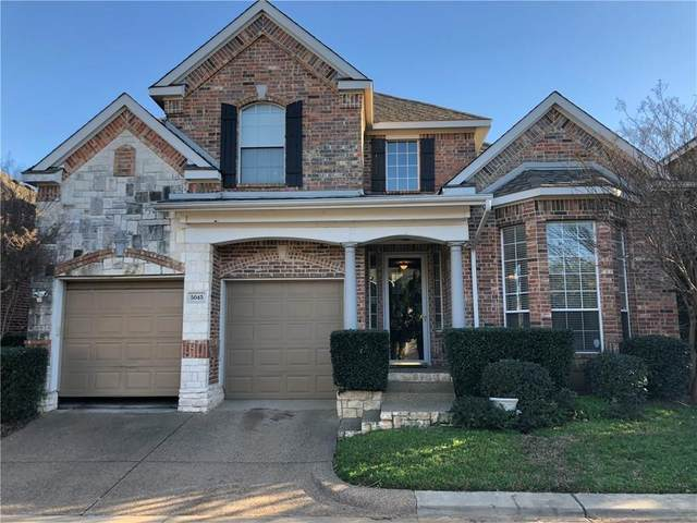 5045 Toftrees Drive, Arlington, TX 76016 (MLS #14650261) :: Real Estate By Design