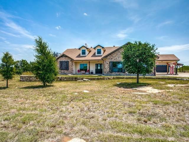 5000 Hells Gate Loop, Possum Kingdom Lake, TX 76475 (MLS #14650264) :: Robbins Real Estate Group