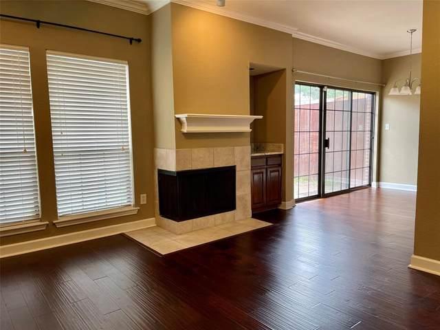 5100 Verde Valley Lane #140, Dallas, TX 75254 (MLS #14650271) :: Robbins Real Estate Group