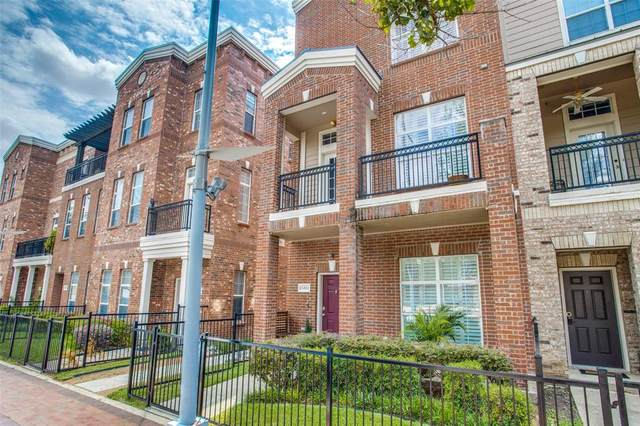 15811 Spectrum Drive #176, Addison, TX 75001 (MLS #14650393) :: Real Estate By Design