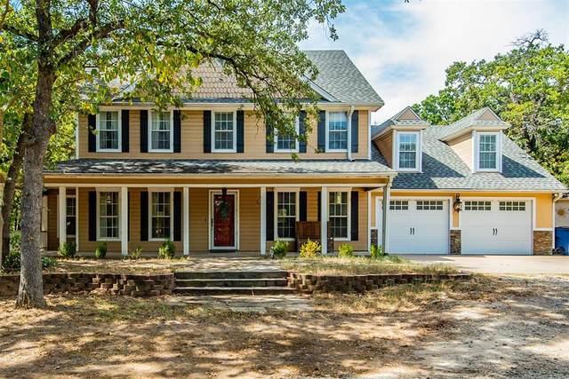 206 Hoover Road, Burleson, TX 76028 (MLS #14650409) :: Craig Properties Group