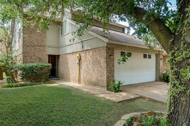 760 Via Miramonte, Mesquite, TX 75150 (MLS #14650440) :: Russell Realty Group