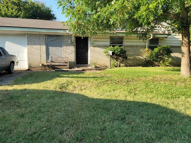 523 Sun Valley Drive, Duncanville, TX 75116 (MLS #14650472) :: Craig Properties Group