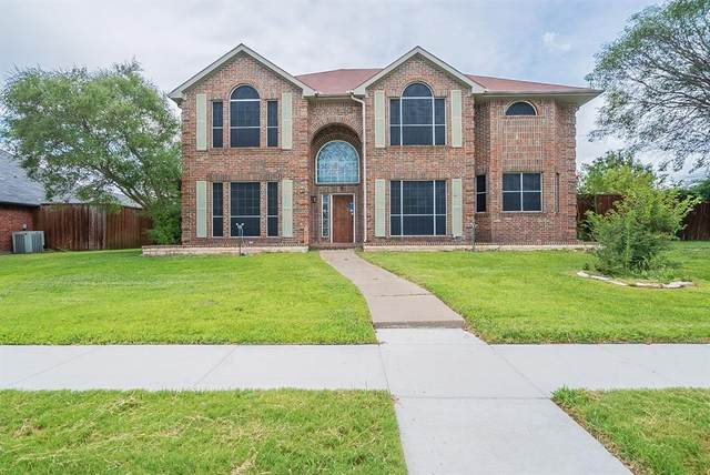 2017 Edwards Church Road, Mesquite, TX 75181 (MLS #14650480) :: Real Estate By Design