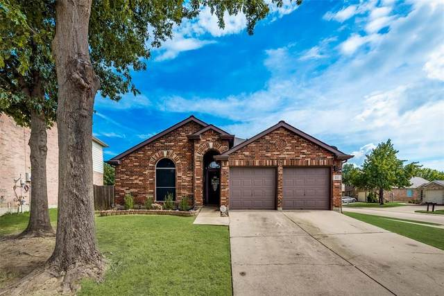 501 Tumbleweed Drive, Forney, TX 75126 (MLS #14650499) :: Real Estate By Design
