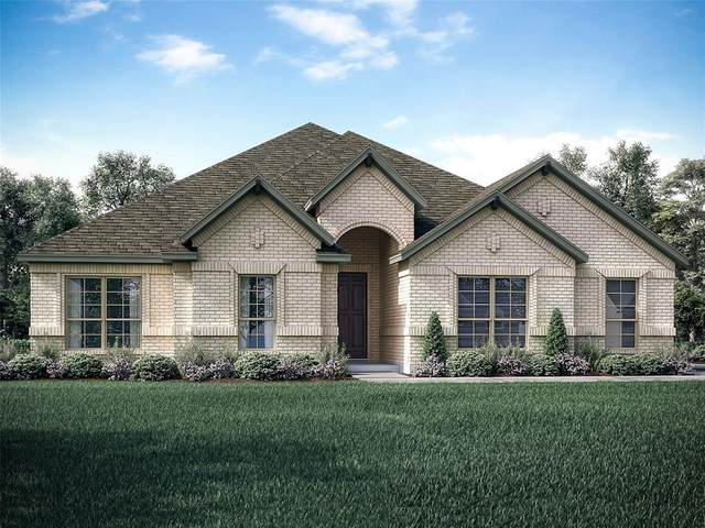 1940 Silver Falls Drive, Burleson, TX 76028 (MLS #14650573) :: All Cities USA Realty