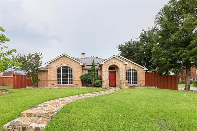 2917 Fowler Court, Mesquite, TX 75181 (MLS #14650580) :: Real Estate By Design