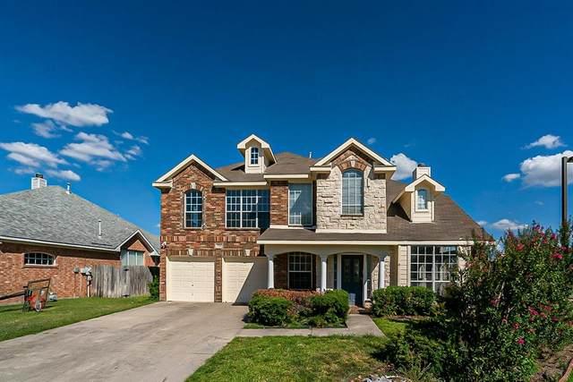 5700 Oakmont Lane, Haltom City, TX 76137 (MLS #14650674) :: Real Estate By Design