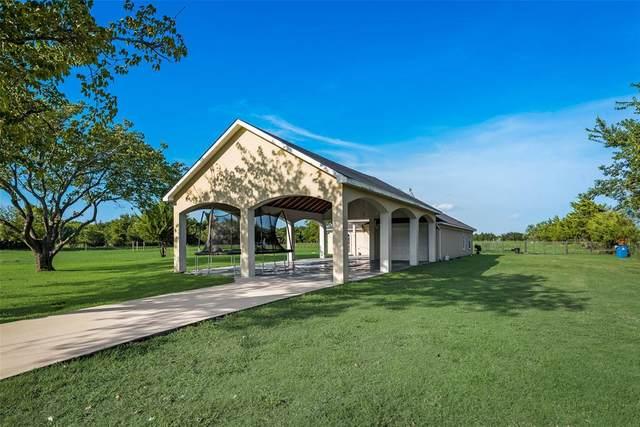 121 Lyons Road, Alma, TX 75119 (MLS #14650726) :: The Property Guys