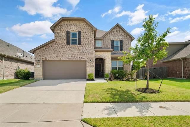 721 Kinghaven Drive, Little Elm, TX 75068 (MLS #14650738) :: Russell Realty Group