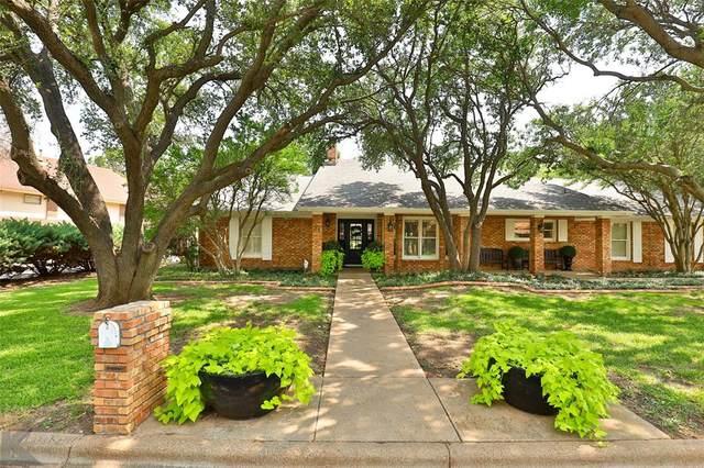 21 Glen Abbey Street, Abilene, TX 79606 (MLS #14650743) :: Real Estate By Design