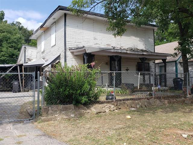 1317 N Grove Street, Fort Worth, TX 76164 (MLS #14650766) :: Real Estate By Design