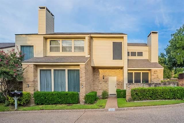 5954 Preston Valley Drive, Dallas, TX 75240 (MLS #14650777) :: Real Estate By Design