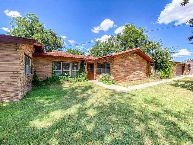 1701 Cedar Crest Drive, Abilene, TX 79601 (MLS #14650808) :: Frankie Arthur Real Estate
