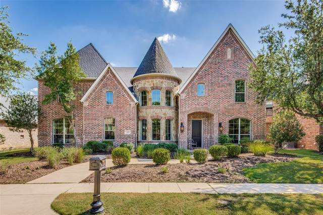 1227 Timber Lane, Frisco, TX 75036 (MLS #14650841) :: Russell Realty Group