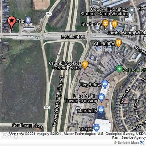 2411 E Sublett Road, Arlington, TX 76018 (MLS #14650883) :: Real Estate By Design