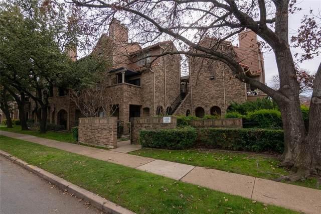 3411 Binkley Avenue B, University Park, TX 75205 (MLS #14650895) :: All Cities USA Realty