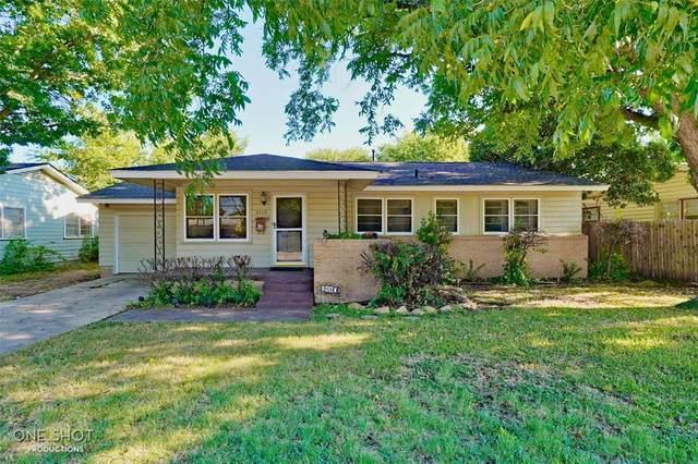 3110 S 21st Street, Abilene, TX 79605 (MLS #14650927) :: Robbins Real Estate Group