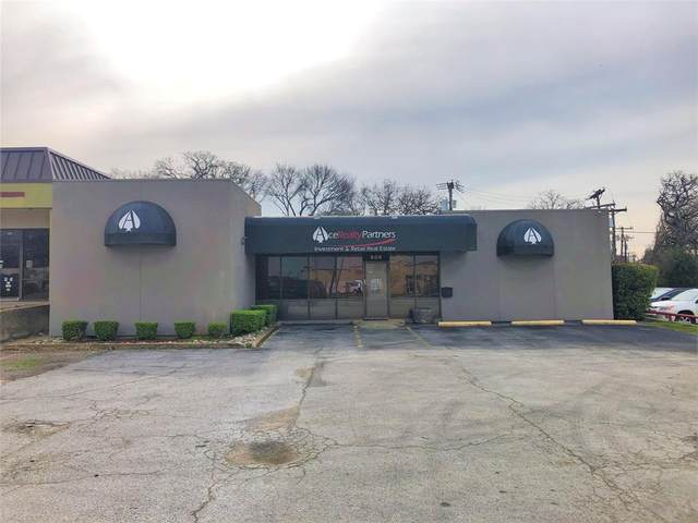 508 Bedford Road, Bedford, TX 76022 (MLS #14650941) :: Real Estate By Design