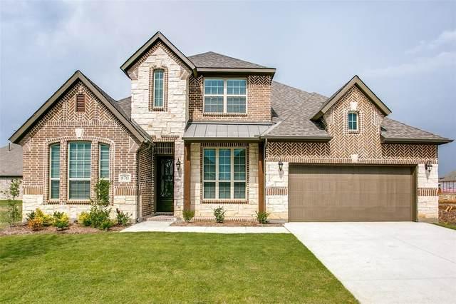 870 Elm Park Drive, Prosper, TX 75078 (MLS #14650954) :: The Good Home Team