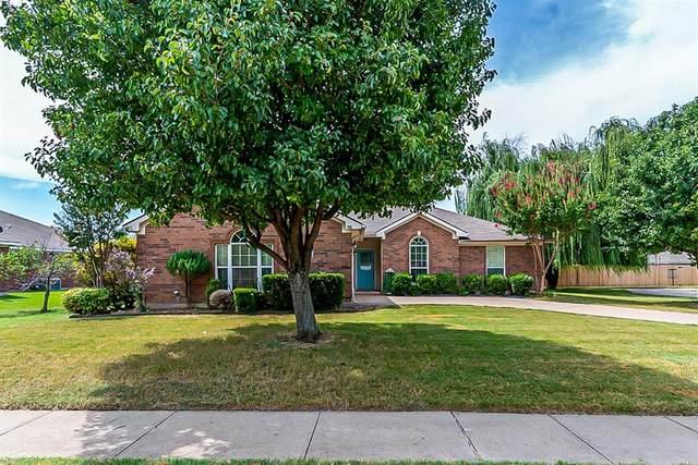 508 Lake View Court W, Crowley, TX 76036 (MLS #14650970) :: Real Estate By Design