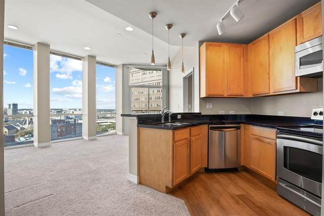 500 Throckmorton Street #1106, Fort Worth, TX 76102 (#14650983) :: Homes By Lainie Real Estate Group